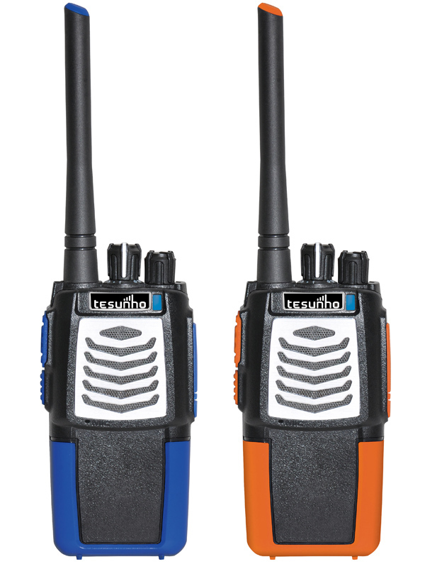 programmable Professional Android interphone high tech two way radio TH-360 WITH flashlight rain proof walkie talkie