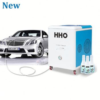 Reduce engine noise HHO 6.0 Fuel System Cleaning Machine