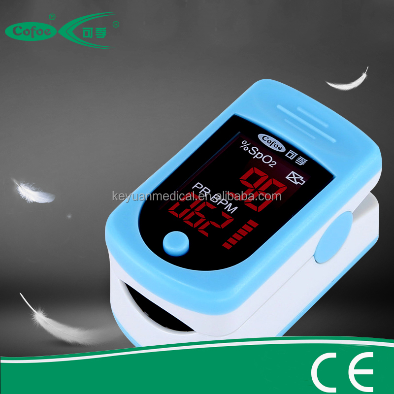 Medical CE approvel small handheld neonate pulse oximeter with fingertip for infant / neonatal / pediatric
