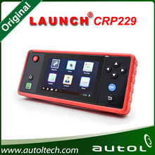 Factory Price!!! 100% Original Launch X431 Creader CRP229 universal obd2 scanner for all car system with high quality