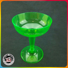 Plastic PS Cheaper Disposable Champagne Cup