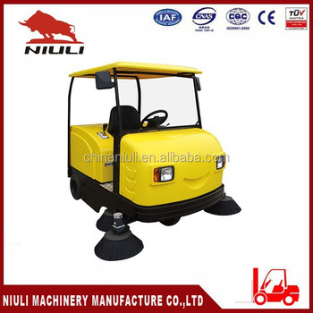 Top Design Driving Type Electric Sweeper (OEM)