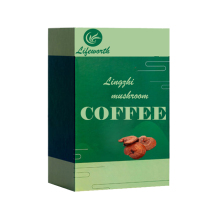 ganoderma lucidum spore powder coffee