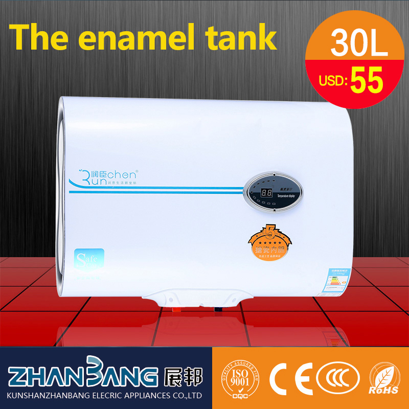30l 3000w instant electric shower water heater with enemal tank | instant water heater