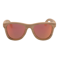 Fashion sunglasses men women handmade bamboo wooden sunglasses with custom logo