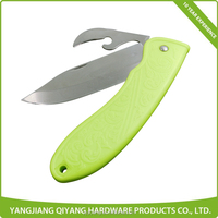 Hot Sale Multifunctional Folding Knife with Opener