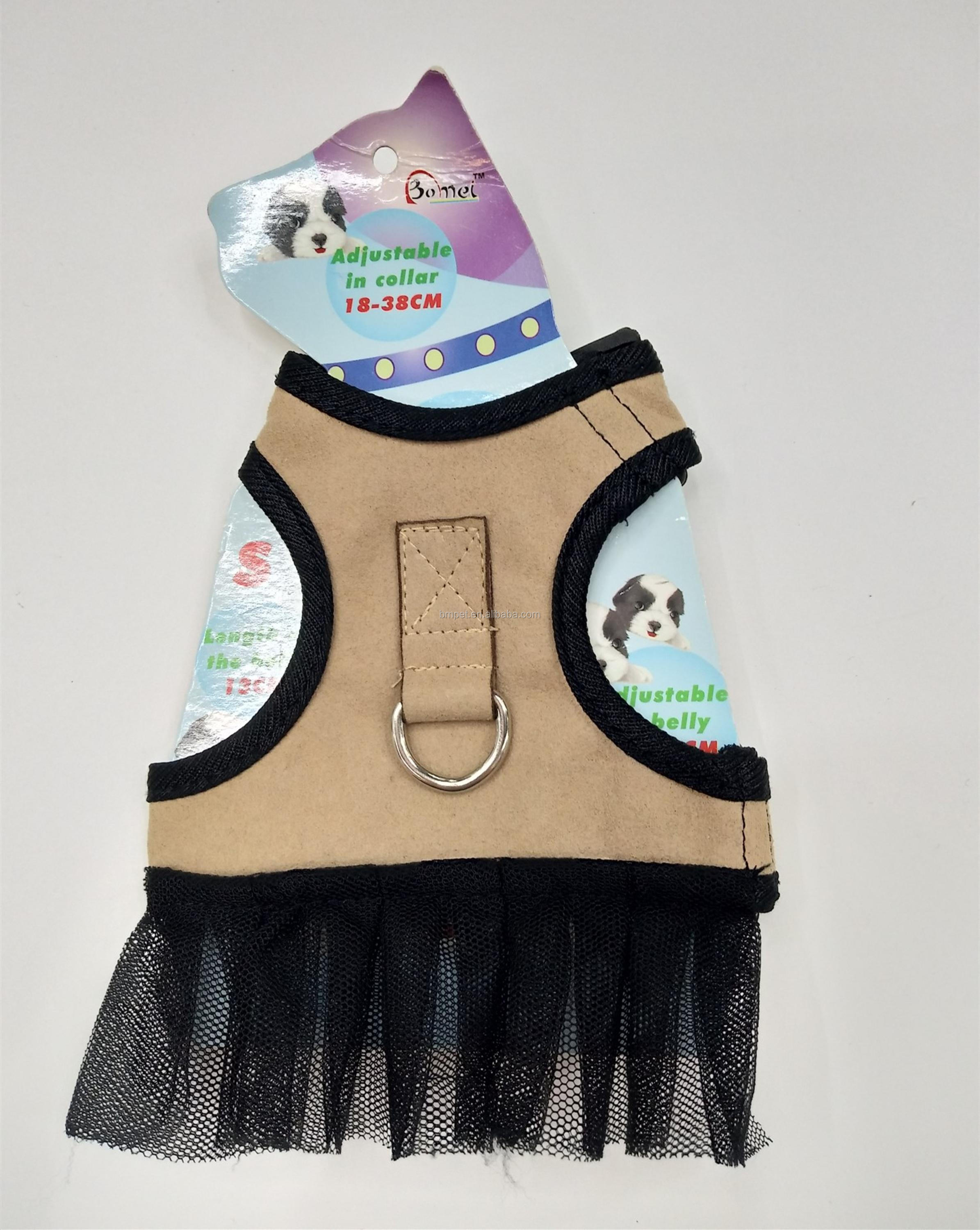 Pet Products Hot Selling Cute Pet Dog Harness Soft