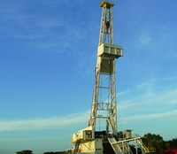 Water well rotary drilling rig for sale for oilfield