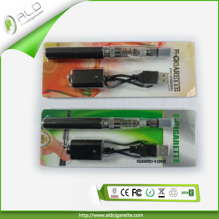 Wholesale ego tech e cigarette blister-card packing e smoke free sample