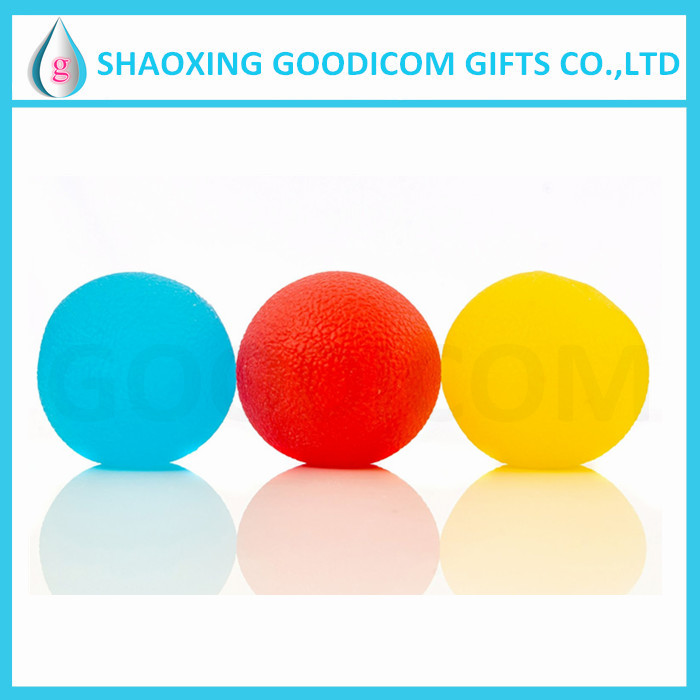 Serenilite Dual Colored Hand Therapy Stress Ball Squishy Stress Relief Balls