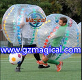 Inflatable football game inflatable bumper ball inflatable soccer ball
