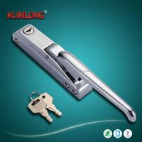 SK1-1200 two types with key lock handle/handle door lock
