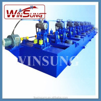 HIGH SPEED 36 HEAD PIPE POLISHING MACHINE