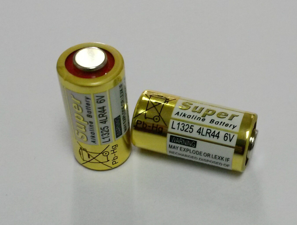 high quality 4LR44 alkaline 6v dry battery