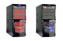 30 Series Top Quality Desktop Application Computer Chassis Case Plastic Steel Material Gaming PC Tower Casing