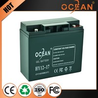 Green China manufacturer cheap Lead Acid Battery with good offer
