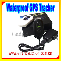Waterproof Mini GPS Personal/cat/Dog Tracker remote monitoring voice surveillance personal gps tracker