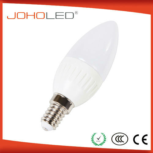 E14 3W waterproof LED candle light