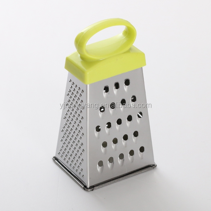 4 side mini stainless steel vegetable grater for kitchen tools
