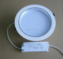 High Efficiency 230v recessed led ceiling down light 30w 40w