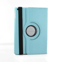 for iPad 4 Cover Case 360 Rotating Smart Cover for iPad PU Leather Protect Case with Retail Package