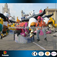 prelander used amusement rides for sale kungfu panda rides