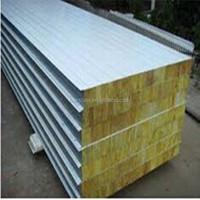Mineral wool board for wall/ foam rock wool panel /insulation rockwool