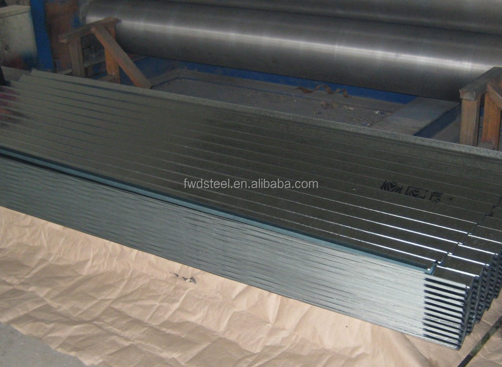 MS Steel Corrugated Roofing Sheet from Shandong China