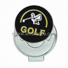Professional Manufacture Golf Cap Clip