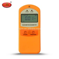 Personal Nuclear Radiation Meter with High Sensitive Gamma Beta Geiger-Muller Counter