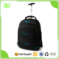Top Selling 1680D Polyester Trolley Backpack Bag For Business Man
