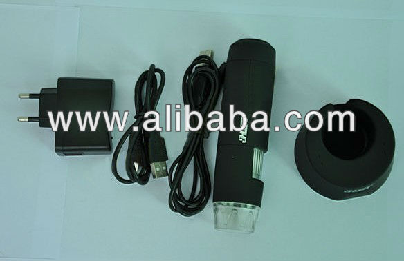 USB VIDEO DERMATOSCOPE (dermascope) High Quality with 5x zoom and LED illumination