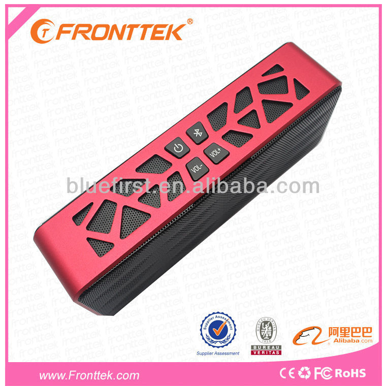 Inovative gift bluetooth speaker SPP file China for phone with Hands Free Call Outdoor PC Speaker (BT-94)