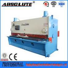 Three Trolley and Rail Structure CNC Guillotine Shear Machine