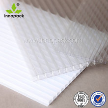 clear PC polycarbonate plastic glass sheet