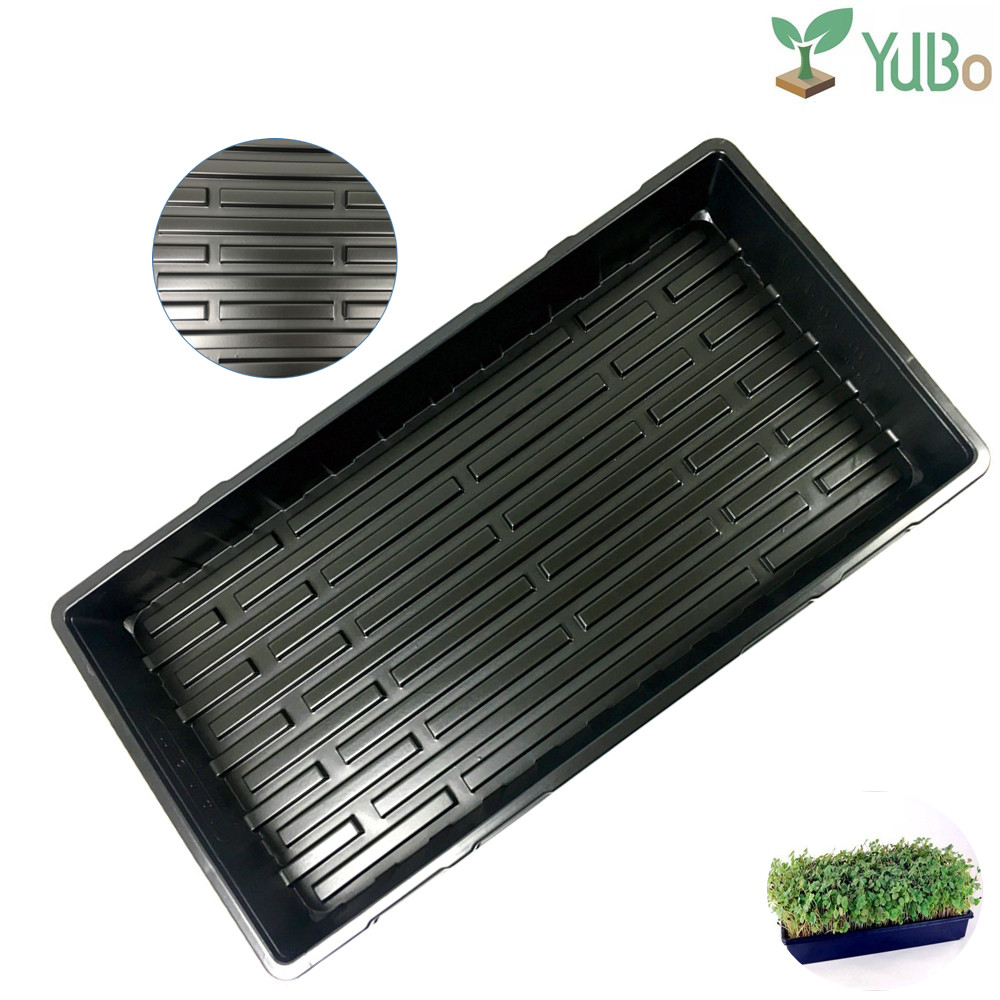Competitive price microgreens growing tray, germinating tray manufacturers for greenhouse