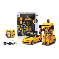 Gift for kids electric toy rc robot rc car with sound