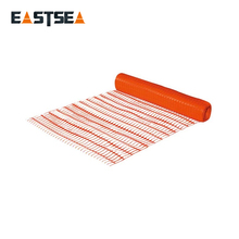 Manufacture Zhejiang China Outdoor Orange Plastic Orange Strong Mesh Netting