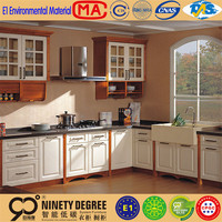 on Promotion frosted french vanilla kitchen cabinet