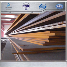 Hot rolled Grade AH32 high tensile strength ship hull steel plate