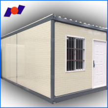 Well-designed economic quick install thermal insulated prefabricated houses made in china