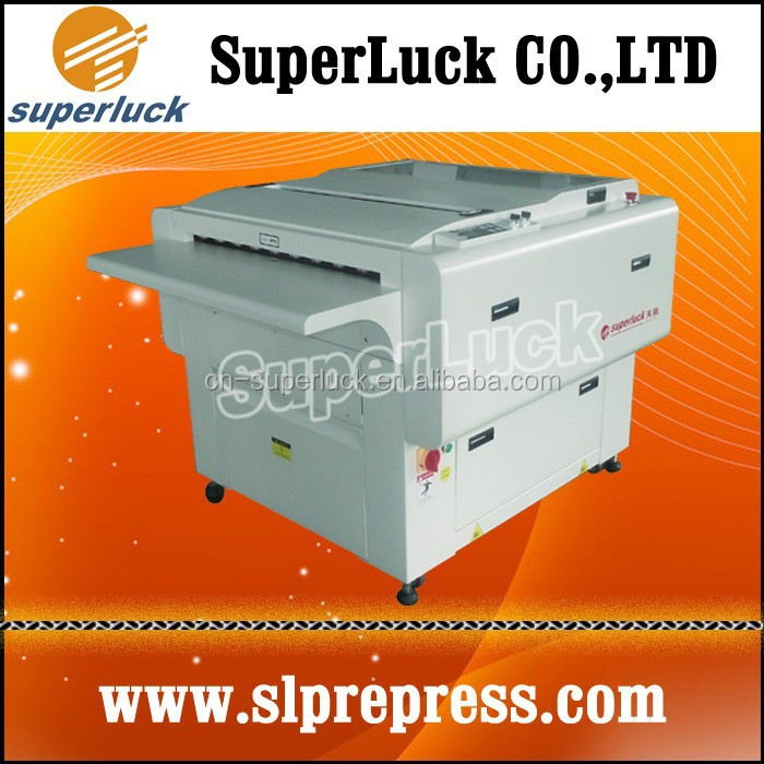 Printing Machine CTP Thermal Plate for Newspaper Printing Cheaper Than Agfa CTP Plate Maker machine