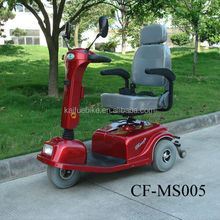 Adult electric tricycle for handicapped
