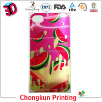 for iphone 4 color skin sticker of 3D