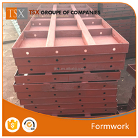 China Tianjin Manufacturer TSX-16091823 BV & ISO certificated steel formwork for concrete/metal formwork for building