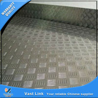 6061 T6 Aluminum Checker Plate for decoration