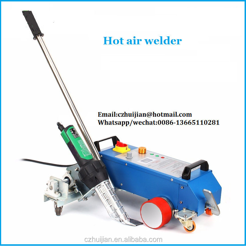 High Frequency PVC Welding Machine/Plastic Welder for Banner and Tent