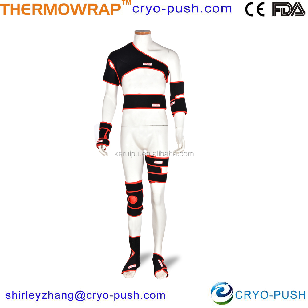 Far Infrared Heating Leg Pad