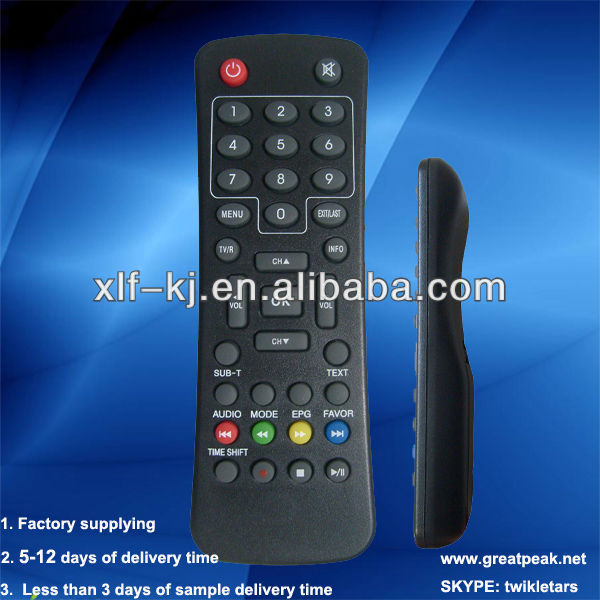 Greatpeak hyundai tv remote control universal tv remote control from Shenzhen factory