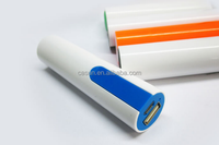 customized cheap universal 2600mah mobile phone charger
